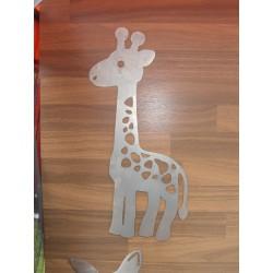Giraffe 175cm Stahl